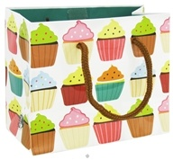 Image of Earth Balance Bag - Tree Free Gift Bag Mini Cupcakes