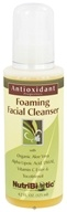 Nutribiotic - Antioxidant Foaming Facial Cleanser - 4.2 oz.