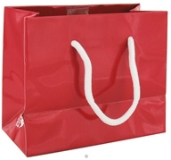 Earth Balance Bag - Tree Free Gift Bag Mini Ravishing Red