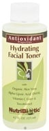 Nutribiotic - Antioxidant Hydrating Facial Toner - 4.2 oz. - $12.26
