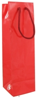 Earth Balance Bag - Tree Free Wine Bag Red Rattan - $1.79