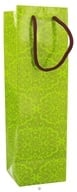 Earth Balance Bag - Tree Free Wine Bag Damask - $1.79