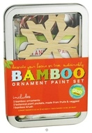 Glob - Bamboo Ornament Paint Set - CLEARANCE PRICED - $13.33