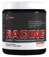 Image Sports - Racing Super Thermogenic Powder Fruit Punch - 30 Serving(s)