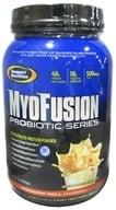 Image of Gaspari Nutrition - Myofusion Probiotic Series Protein Cinnamon Roll - 2 lbs.