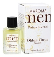 Maroma - Men's Essential Fragrance Olibanum Citrus - 10 ml. - $12.60