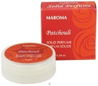 Image of Maroma - Solid Perfume Patchouli - 8 Grams