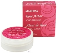 Image of Maroma - Solid Perfume Rose Attar - 8 Grams