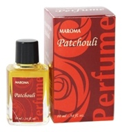 Maroma - Perfume Oil Patchouli - 10 ml., from category: Aromatherapy