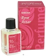 Maroma - Perfume Oil Rose Attar - 10 ml., from category: Aromatherapy