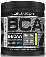 Cellucor - Cor-Performance Series BCAA Lemon-Lime 30 Servings - 342 Grams, from category: Sports Nutrition