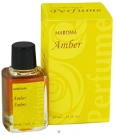 Maroma - Perfume Oil Amber - 10 ml. - $12.60