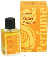 Maroma - Perfume Oil Sweet Sandal - 10 ml. - $12.60