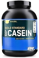Image of Optimum Nutrition - 100% Casein Gold Standard Banana Cream - 2 lbs.