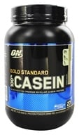 Optimum Nutrition - 100% Casein Gold Standard Cookie Dough - 2 lbs., from category: Sports Nutrition