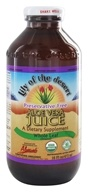 Lily Of The Desert - Aloe Vera Juice Whole Leaf Preservative Free Organic - 16 oz.