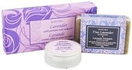 Maroma - Solid Perfume and Soap Gift Set Lavender - CLEARANCE PRICED - $9