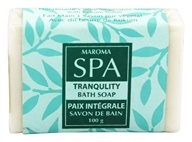 Maroma - Spa Soap Tranquility - 100 Grams by Maroma