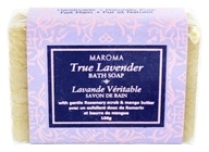 Image of Maroma - Bath Soap True Lavender - 100 Grams