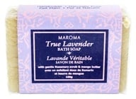 Maroma - Bath Soap True Lavender - 100 Grams by Maroma