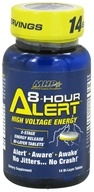 MHP - 8-Hour Alert High Voltage Energy - 14 Bi-Layer Tablets (666222091341)