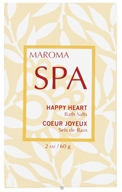 Image of Maroma - Spa Bath Salts Happy Heart - 2 oz.