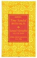 Image of Maroma - Bath Salts True Sandal - 2 oz.