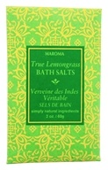 Maroma - Bath Salts Lemongrass - 2 oz. by Maroma