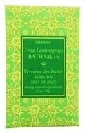 Maroma - Bath Salts Lemongrass - 2 oz. CLEARANCE PRICED