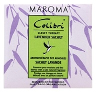 Maroma - Colibri Closet Therapy Sachet Lavender, from category: Aromatherapy