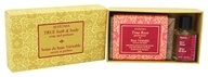 Image of Maroma - Bath and Body Soap and Perfume Gift Set True Rose