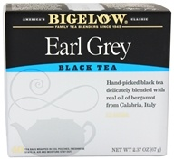 Image of Bigelow Tea - Black Tea Earl Grey - 40 Tea Bags