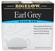 Bigelow Tea - Black Tea Earl Grey - 40 Tea Bags (072310001244)