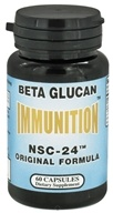 Nutritional Scientific Corp. - Immunition NSC-24 Original Formula Beta Glucan 3 mg. - 60 Capsules, from category: Nutritional Supplements