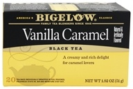 Image of Bigelow Tea - Black Tea Vanilla Caramel - 20 Tea Bags
