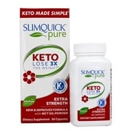 SlimQuick - Razor Maximum Strength Female Fat Burner - 60 Caplets (811568004252)