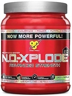 Image of BSN - NO-Xplode 2.0 Advanced Strength Green Apple 30 Servings - 1.48 lbs.