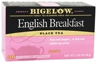 Bigelow Tea - Black Tea English Breakfast - 20 Tea Bags (072310001442)