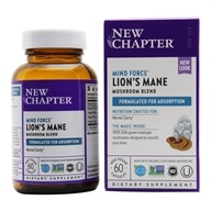 New Chapter - LifeShield Mind Force - 60 Vegetarian Capsules by New Chapter