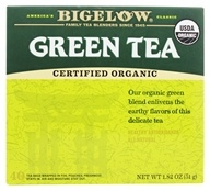 Bigelow Tea - Green Tea Certified Organic - 40 Tea Bags