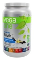 Vega - Vega One All-In-One Plant Based Shake French Vanilla - 29.2 oz.