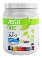 Image of Vega - All-in-One Nutritional Shake French Vanilla - 15 oz.