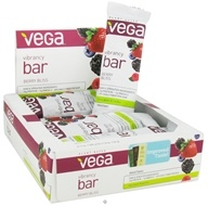 Image of Vega - Plant Based Vibrancy Bar Berry Bliss - 1.8 oz.