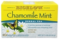 Image of Bigelow Tea - Herb Tea Chamomile Mint - 20 Tea Bags