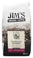 Jim's Organic Coffee - Whole Bean Coffee Espresso Jimbo - 11 oz.