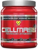 Image of BSN - Cellmass 2.0 Advanced Strength Blue Raz - 50 Servings - 1.06 lbs.