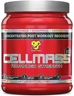 BSN - Cellmass 2.0 Advanced Strength Blue Raz - 50 Servings - 1.06 lbs. (834266002108)