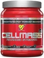 BSN - Cellmass 2.0 Advanced Strength Blue Raz - 30 Servings - 10.2 oz.