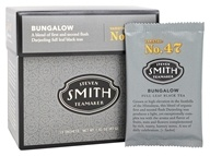 Steven Smith Teamaker - Full Leaf Black Tea Bungalow No. 47 - 15 Tea Bags by Steven Smith Teamaker