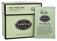 Steven Smith Teamaker - Full Leaf Green Tea Mao Feng Shui No. 8 - 15 Tea Bags (853072002331)